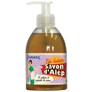 SAVON - SYNDETS Savon d'Alep Starwax - 300 ml