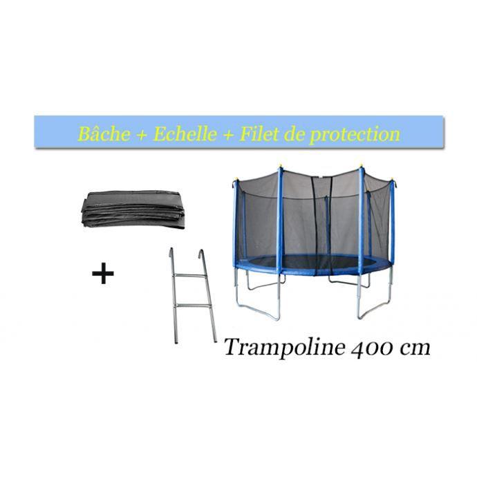 trampoline 400 cm. Black Bedroom Furniture Sets. Home Design Ideas