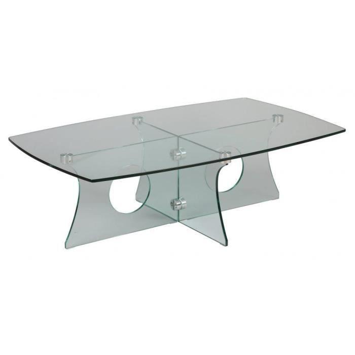 Table basse amethyste en verre achat vente table basse - Table basse en verre cdiscount ...