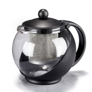 theiere en verre avec filtre achat vente theiere en verre avec filtre pas cher cdiscount. Black Bedroom Furniture Sets. Home Design Ideas