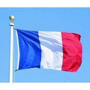 DRAPEAU DÉCORATIF LYT® Drapeau Supporter France 90X150cm