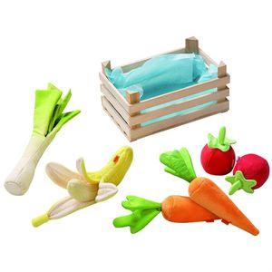 DINETTE - CUISINE Haba - 3818 - Cagette à légumes