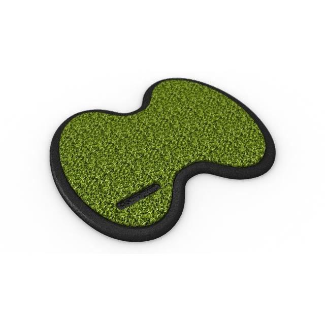 astrotwin vert pomme 45x55cm achat vente paillasson cdiscount. Black Bedroom Furniture Sets. Home Design Ideas