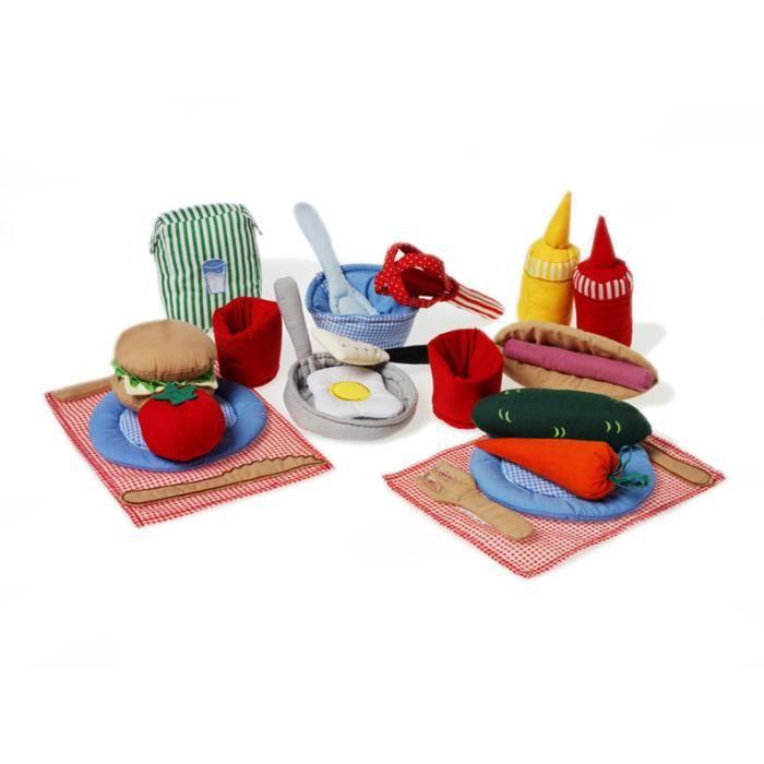 set bon app tit achat vente dinette cuisine set bon app tit cdiscount. Black Bedroom Furniture Sets. Home Design Ideas