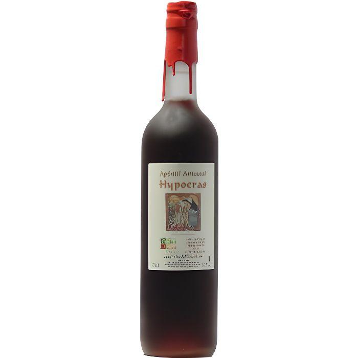 Hypocras ap ritif base de vin 11 5 75cl achat for Aperitif maison a base de vin