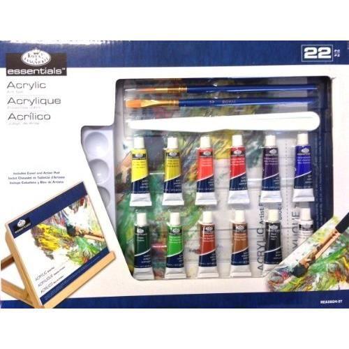 Royal langnickel peinture tablette d 39 artiste achat vente pein - Boite de peinture acrylique ...