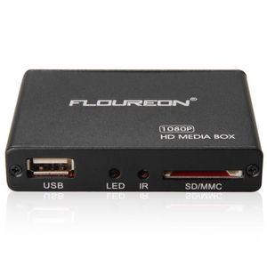 DISQUE DUR EXTERNE FLOUREON PDM08H 1080p H.264 Blu-ray et 3D De disqu