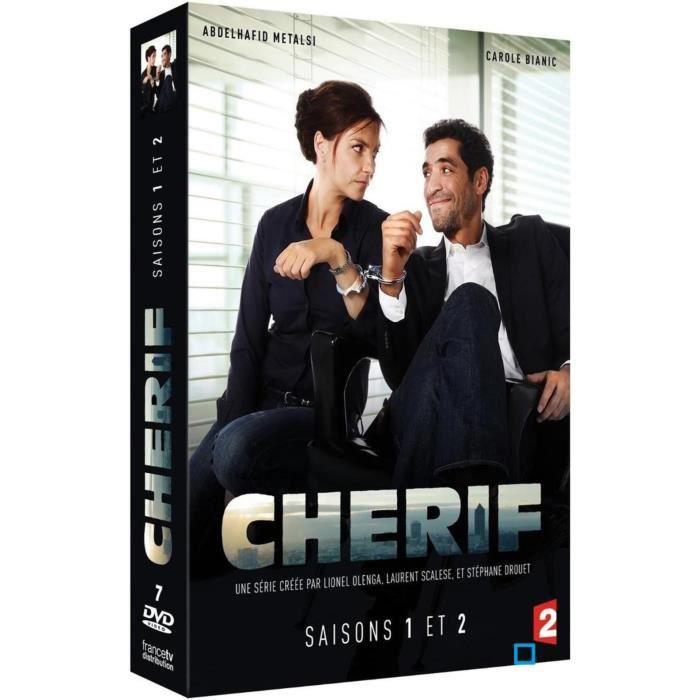 cherif saison 1 2 coffret 7 dvd en dvd s rie pas cher cdiscount. Black Bedroom Furniture Sets. Home Design Ideas