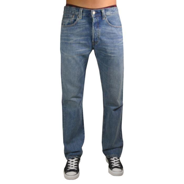 jean levis 501 1149 homme bleu achat vente jeans jean levis 501 1149 cdiscount. Black Bedroom Furniture Sets. Home Design Ideas