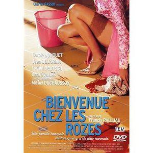 DVD FILM BIENVENUE CHEZ LES ROZES