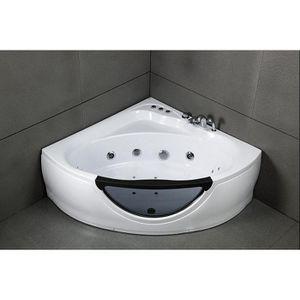 Baignoire d angle balneo achat vente baignoire d angle balneo pas cher - Baignoire balneo soldes ...