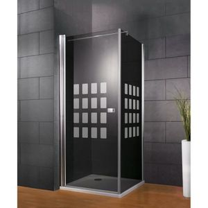 parois de douche portes achat vente parois de douche portes pas cher cdiscount. Black Bedroom Furniture Sets. Home Design Ideas