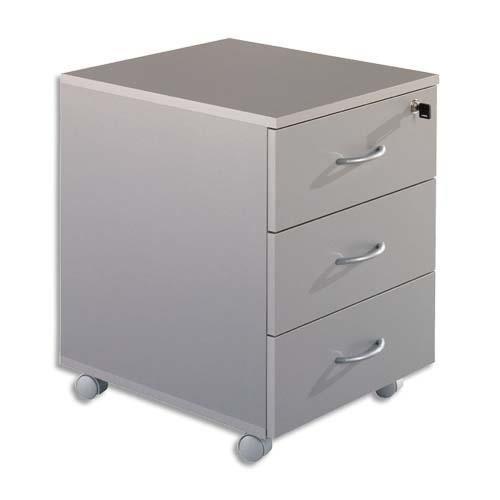 Caisson mobile de bureau 3 tiroirs caissons de bureau - Caisson mobile de bureau 3 tiroirs ...