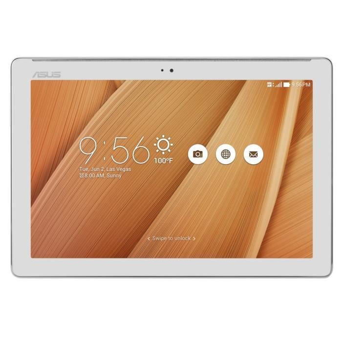 Asus tablette tactile z300cnl 10 1 2go de ram android - Tablette tactile pas cher darty ...