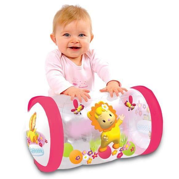 Cotoons Rouleau Gonflable Baby Roul Rose Achat Vente Jeu D 39 Veil Ducatif Cotoons Baby Roul