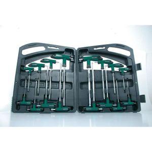 MANNESMANN Coffret de 16 clés mâles et torx M18190