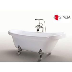baignoires achat vente baignoires pas cher cdiscount. Black Bedroom Furniture Sets. Home Design Ideas