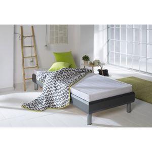matelas achat vente matelas pas cher les soldes sur cdiscount cdiscount. Black Bedroom Furniture Sets. Home Design Ideas