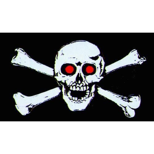 drapeau pirates - Achat drapeau pirates pas cher - Rue du