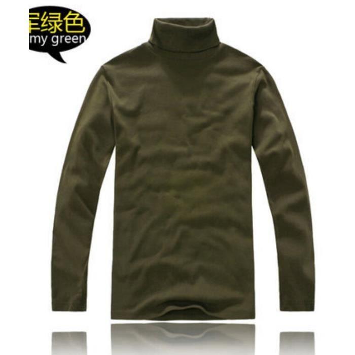 v tements d 39 automne et d 39 hiver des hommes nouve vert 1 achat vente chemise chemisette. Black Bedroom Furniture Sets. Home Design Ideas