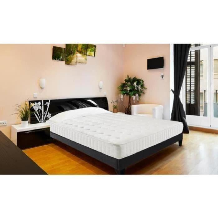 olympe literie matelas sommier 90x190 mousse hypersoft m moire de forme 60kg m3 innova. Black Bedroom Furniture Sets. Home Design Ideas