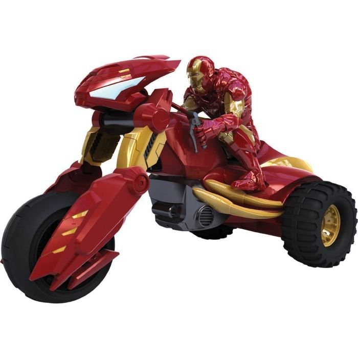 radio command iron trike iron man achat vente voiture camion r c iron trike iron man. Black Bedroom Furniture Sets. Home Design Ideas