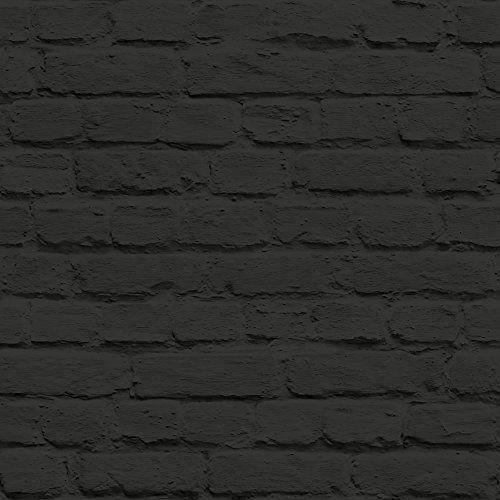 Papier peint intisse noir achat vente papier peint - Papier peint intisse pas cher ...