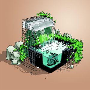 Cascade de jardin achat vente cascade de jardin pas for Cascade bassin de jardin pas cher