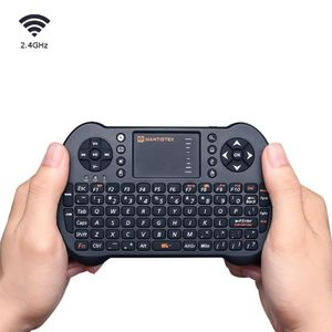 CONSOLE DREAMCAST NEUFU MK1 2.4G Wireless Mini Keyboard Air Mouse To