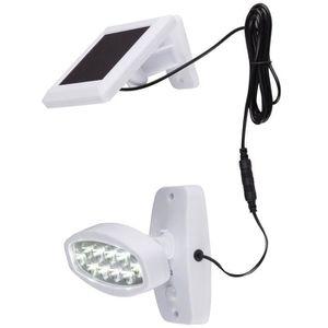 Applique exterieur solaire avec detecteur de mouvement for Luminaire exterieur led solaire
