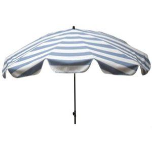 parasol ovale achat vente parasol ovale pas cher cdiscount. Black Bedroom Furniture Sets. Home Design Ideas