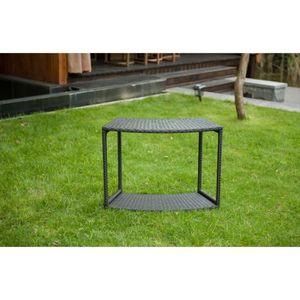 meuble de rangement exterieur plastique achat vente meuble de rangement exterieur plastique. Black Bedroom Furniture Sets. Home Design Ideas
