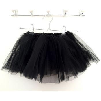 jupe tulle mod le noir taille 4 ans 8 ans noir achat vente jupe 2009991654191 cdiscount. Black Bedroom Furniture Sets. Home Design Ideas