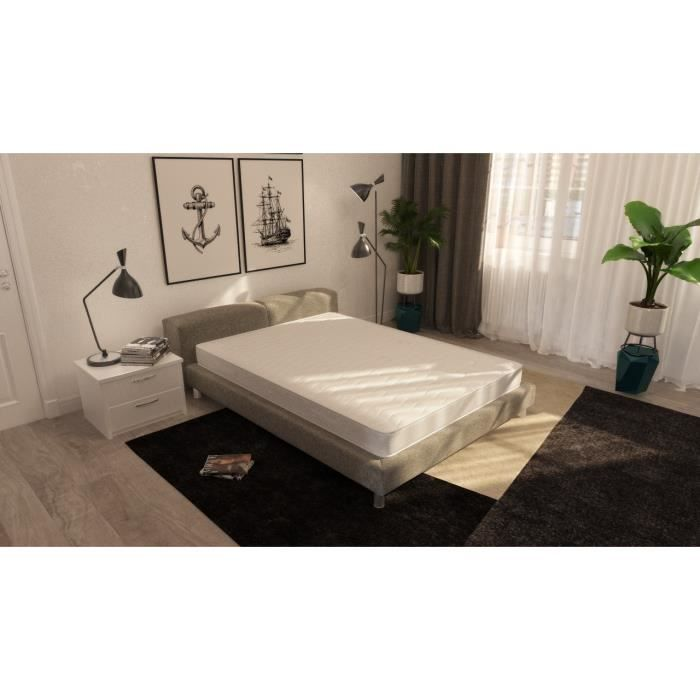 matelas le best 140 190 15 achat vente lit complet matelas le best 140 190 15 cdiscount. Black Bedroom Furniture Sets. Home Design Ideas