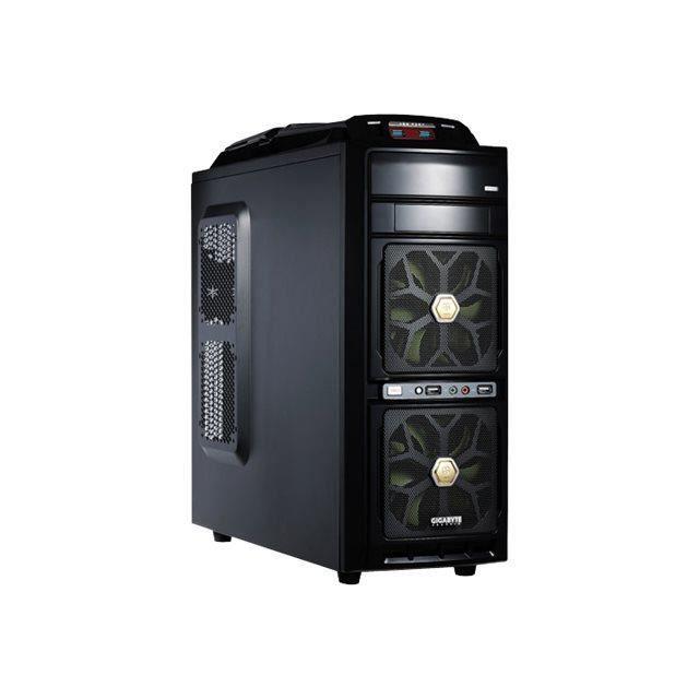 gigabyte gz g2 plus tour atx pas d 39 alimen achat vente unit centrale gigabyte gz g2. Black Bedroom Furniture Sets. Home Design Ideas