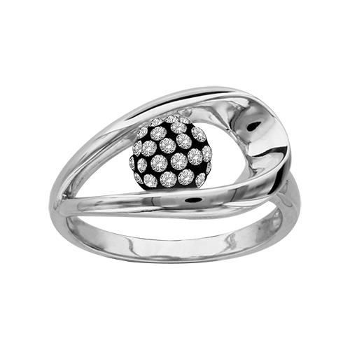 bague femme boule r sine noire s achat vente bague anneau so chic bijoux bague cdiscount. Black Bedroom Furniture Sets. Home Design Ideas