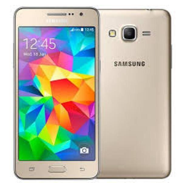 Sam Galaxy Grand Prime+ 4G 8Go Or Smartphone Débloqué