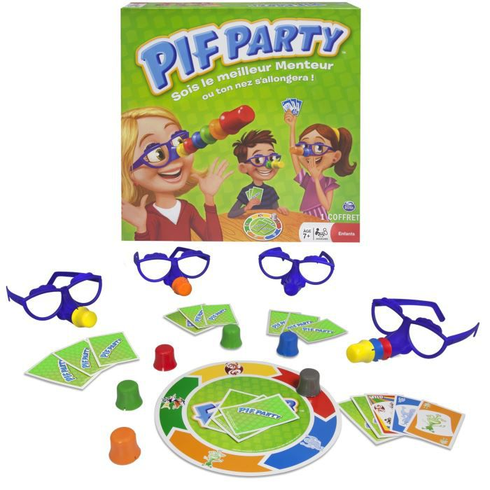 Pif Party