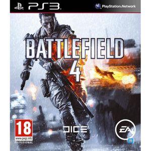 JEU PS3 NOUVEAUTÉ Battlefield 4 Jeu PS3