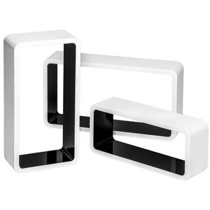 etagere cube murale cdiscount