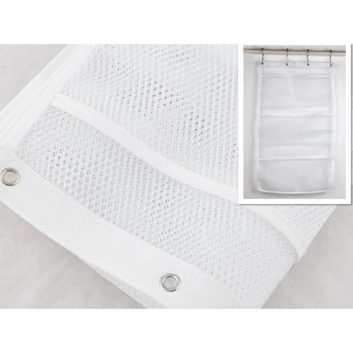 trousse de rangement sac de rangement sac suspendus organisateur de placard salle de bains. Black Bedroom Furniture Sets. Home Design Ideas