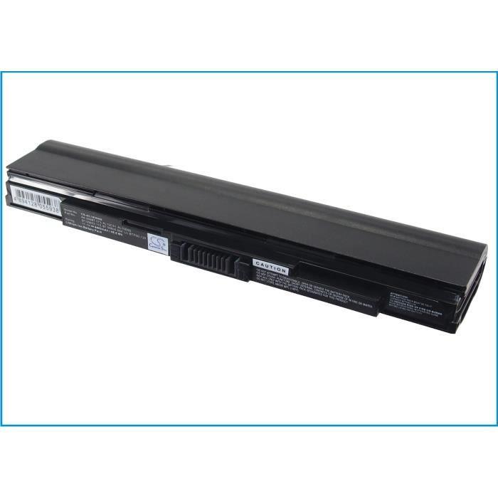 batterie ordinateur acer aspire 1830t 33u3g32n timelinex. Black Bedroom Furniture Sets. Home Design Ideas
