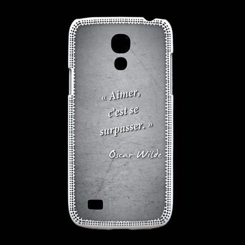 Samsung Galasy S4mini, cette Coque Samsung Galaxy S4mini Aimer Noir