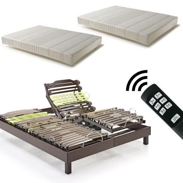 literie electrique essenzia zen ensemble flexgr achat vente ensemble literie cdiscount. Black Bedroom Furniture Sets. Home Design Ideas