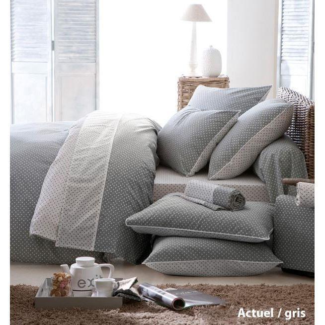descriptif housse de couette grande taille 260x240 cm 2. Black Bedroom Furniture Sets. Home Design Ideas