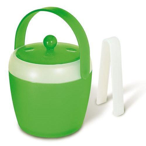 hogar juypal seau a glacons 2l2 2 pinces vert achat vente seau rafraichisseur hogar. Black Bedroom Furniture Sets. Home Design Ideas