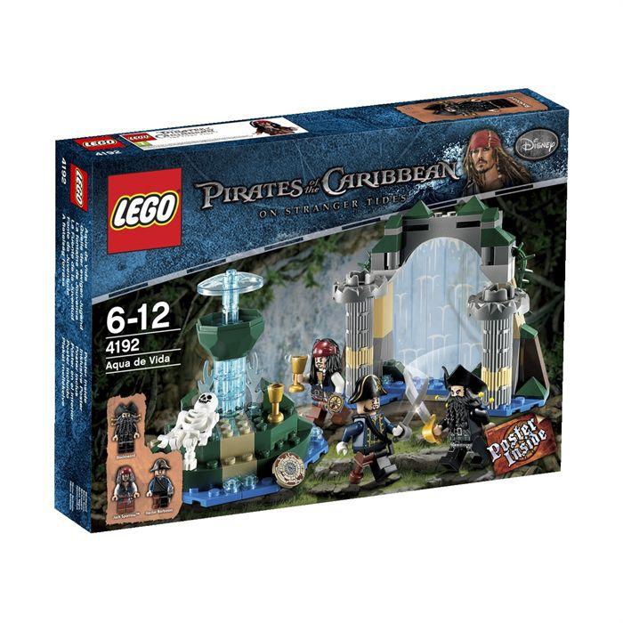 UNIVERS MINIATURE Lego La Fontaine De Jouvence
