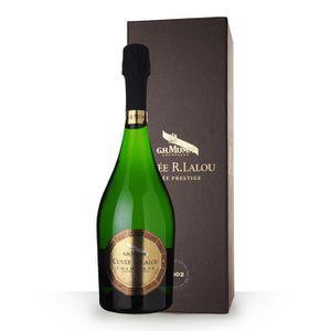 CHAMPAGNE Mumm Cuvée R.Lalou 2002 Brut 75cl - Coffret - Vins