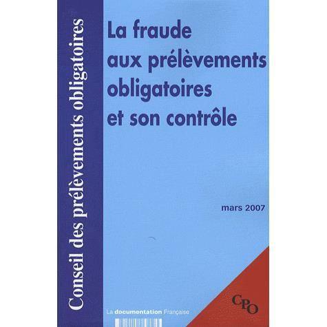 DROIT DES AFFAIRES La fraude aux prélèvements obligatoires et son con