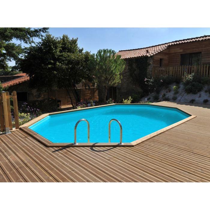 sunbay piscine bois koba achat vente